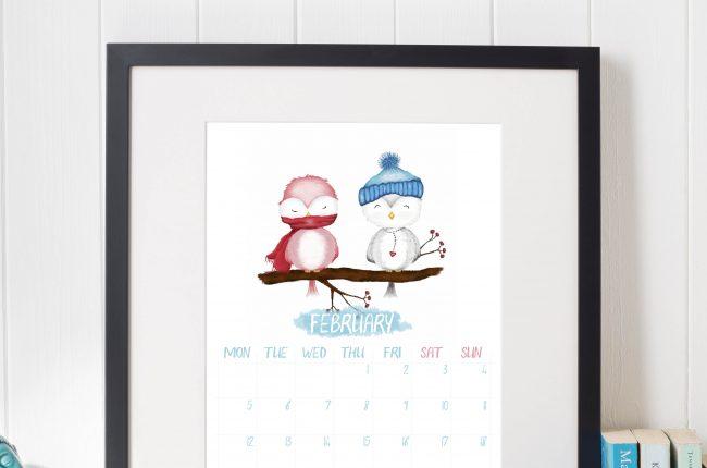 luty-2018-kartka-z-kalendarza-do-druku