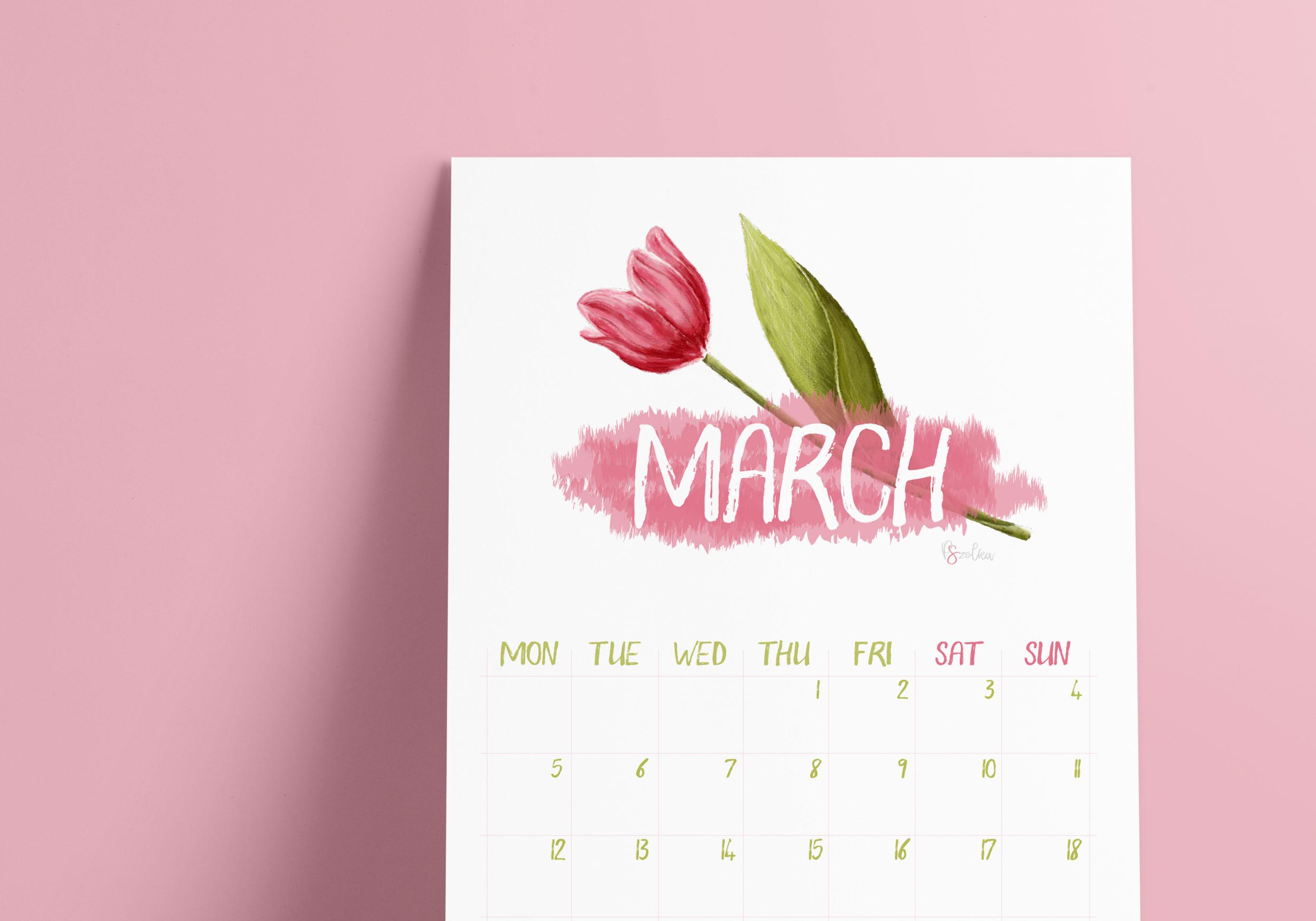marzec-2018-kartka-z-kalendarza-do-druku